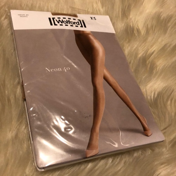 Wolford Accessories Neon 40 Tights Poshmark